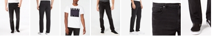 DKNY Men's St. Marks Stretch Slim-Fit Straight-Leg Jeans, Created for Macy's