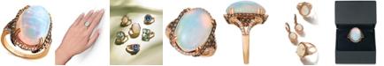 Le Vian Opal (6 1/2 ct. t.w.) & Diamond (3/4 ct. t.w.) in 14k Rose Gold