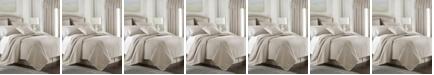 Colcha Linens Cambric Natural Duvet Cover-Queen