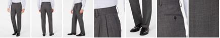 Lauren Ralph Lauren Men's Classic-Fit UltraFlex Stretch Solid Pleated Cuffed Dress Pants