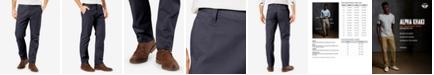 Dockers Men's Alpha Athletic Fit All Seasons Tech Khaki Stretch Pants