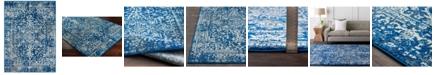 "Surya Harput HAP-1022 Dark Blue 9'3"" x 12'6"" Area Rug"