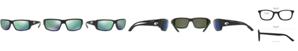 Costa Del Mar Polarized Sunglasses, FANTAIL POLARIZED 59P