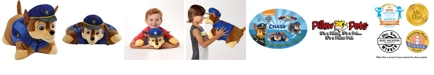Pillow Pets Nickelodeon Paw Patrol Chase Stuffed Animal Plush Toy