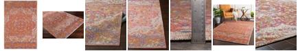 Surya Amsterdam AMS-1016 Bright Pink 8' x 10' Area Rug