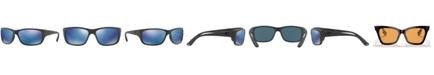 Costa Del Mar Polarized Sunglasses, CDM TASMAN SEA 63