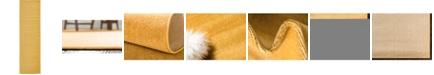 """Bridgeport Home Axbridge Axb3 Gold 2' 9"""" x 9' 10"""" Runner Area Rug"""