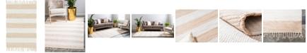 Bridgeport Home Jari Jar5 Beige 2' x 3' Area Rug