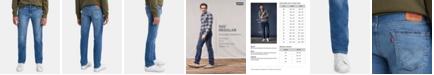Levi's Men's 505 Regular Fit Advanced Stretch Jeans