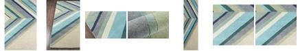 Novogratz Collection Novogratz Delmar Del-5 Blue 9' x 12' Area Rug