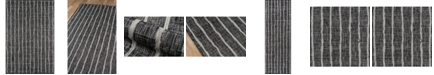"Novogratz Collection Novogratz Villa Vi-03 Charcoal 7'10"" x 10'10"" Area Rug"