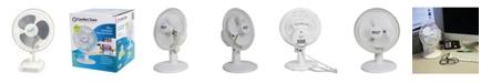 """Comfort Zone Cz6D 6"""" Table Fan"""