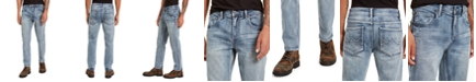 INC International Concepts INC Men's Faded Tapered Jeans, Created for Macy's