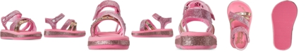 Skechers Toddler Girls Twinkle Toes Fashion Sandals from Finish Line