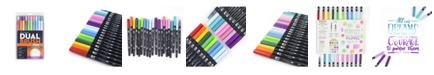 Tombow Dual Brush Pen Art Markers, Perfect Blends, 20-Pack