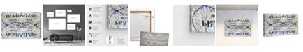 "Oliver Gal Seraphina Canvas Art, 45"" x 30"""