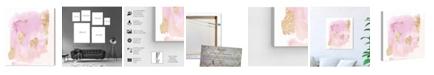 "Oliver Gal Pink Wednesdays Canvas Art, 20"" x 24"""