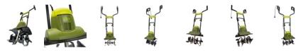 "Sun Joe TJ600E Electric Garden Tiller/Cultivator 14"" 6.5 Amp"