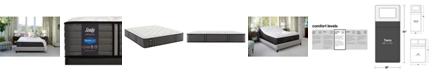 "Sealy Premium Posturepedic Satisfied 13"" Cushion Firm Mattress- Twin"