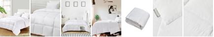 Kathy Ireland Ultra-Soft Nano-Touch All Season White Down Fiber Comforter
