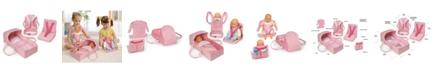 Badger Basket First Class 5-Piece Doll Travel Set