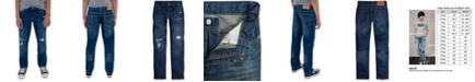 Levi's 502™ Regular Tapered Fit Jeans, Big Boys