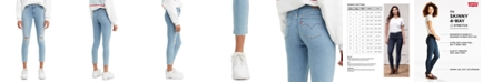 Levi's Women's 711 Skinny 4-Way Stretch Jeans