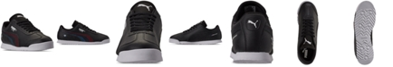 Puma Men's BMW M Motorsport Roma Casual Sneakers from Finish Line