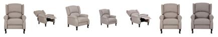 Us Pride Furniture Emma Manual Recliner