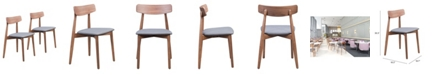 Zuo Newman Dining Chair, Set of 2