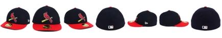 New Era St. Louis Cardinals Low Profile AC Performance 59FIFTY Cap