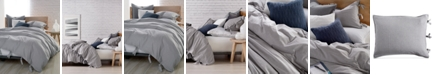 DKNY PURE Cotton Stripe King Duvet Cover Set
