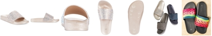 INC International Concepts I.N.C. Women's Peymin Pool Slides, Created for Macy's