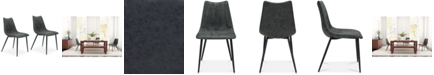 Zuo Halon Dining Chair (Set Of 2), Quick Ship