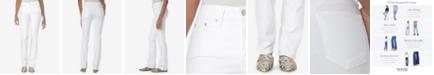 NYDJ Marilyn Tummy-Control Straight-Leg Jeans