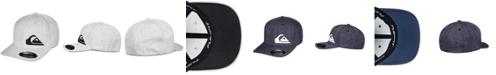Quiksilver Men's Final Flexfit® Logo Hat