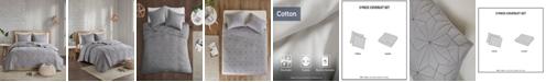 Urban Habitat Caden 3-Pc. Full/Queen Cotton Coverlet Set