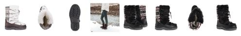 Muk Luks Women's Massak Snowboots