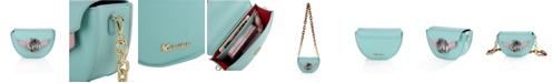 Milanblocks Mint Green Halfmoon Crossbody Leather Bag by The Workshop at Macy's