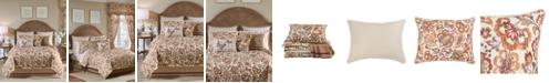 Croscill Delilah 4pc Queen Comforter Set