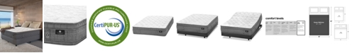 """Hotel Collection by Aireloom Handmade 14.5"""" Luxury Plush Euro Top Mattress- Queen, Created for Macy's"""