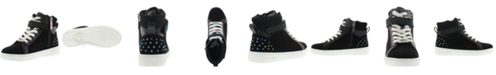 Michael Kors Little & Big Girls Jem Rubina Sneaker
