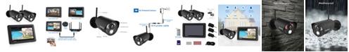 CasaCam Video Home Surveillance Kit With Night Vision