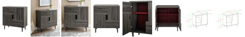 Walker Edison Modern Color Pop Accent Cabinet