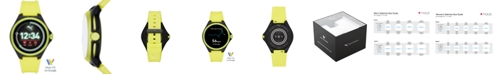 Puma Silicone Strap Smart Watch, 44mm