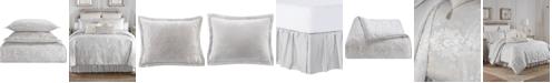 Waterford Belline Reversible 4 Piece Comforter Set, King