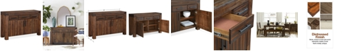 Furniture Avondale Credenza, Created for Macy's