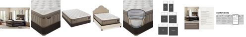 """Stearns & Foster Estate Palace 15.5"""" Luxury Plush Euro Pillow Top Mattress Collection"""