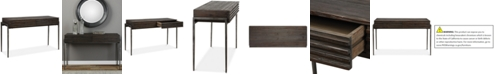 Uttermost Morrigan Industrial Console Table, Quick Ship