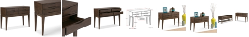 Simpli Home Canden Console Table